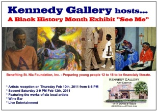 Kennedy Black History Month